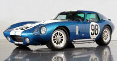 Shelby Daytona Cobra Coupe Drivers